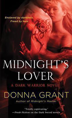Couverture du livre : Dark Warriors, Tome 2 : Midnight's Lover