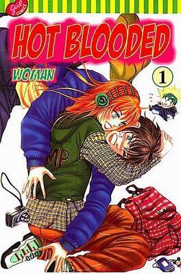 Couverture du livre : Hot Blooded Woman, tome 1