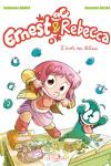 couverture Ernest et Rebecca, Tome 5 : L'École des bêtises
