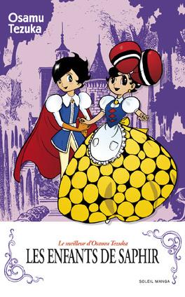 Couverture du livre : Les enfants de Saphir