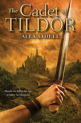 Couverture du livre : The Cadet of Tildor