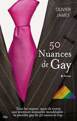 Couverture du livre : 50 nuances de Gay