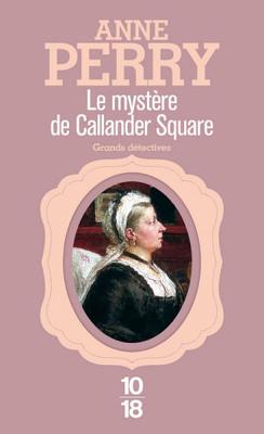 Couverture de Le Mystère de Callander Square