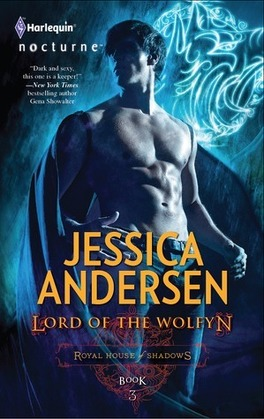 Couverture du livre : Royal House of Shadows, Tome 3 : Lord of the Wolfyn