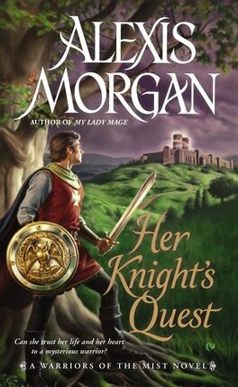Couverture du livre : Warriors of the Mist, Tome 2 : Her Knight's Quest
