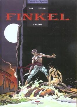 Couverture du livre : Finkel tome 2 : Océane