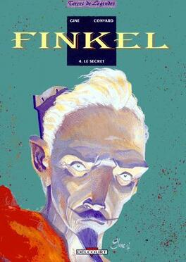 Couverture du livre : Finkel tome 4 : Le secret