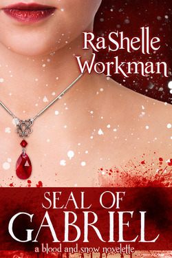 Couverture de Blood and Snow, Tome 7 : Seal of Gabriel