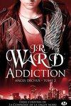 couverture Anges déchus, Tome 2 : Addiction