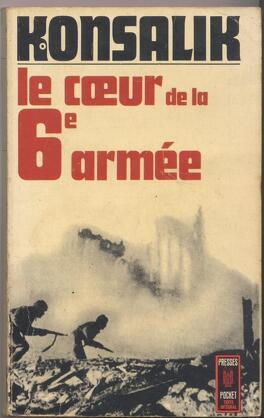 Couverture du livre : Le coeur de la 6e armée
