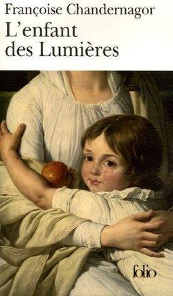 Couverture du livre : L'enfant des lumières