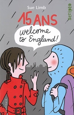 Couverture de 15 ans, welcome to England !