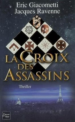 Couverture du livre : La Croix des Assassins