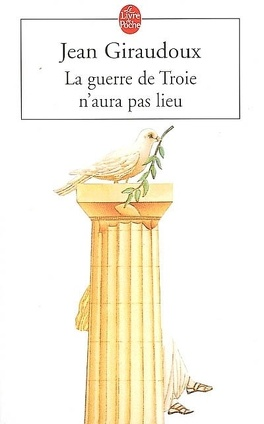 Couverture du livre : La guerre de Troie n'aura pas lieu
