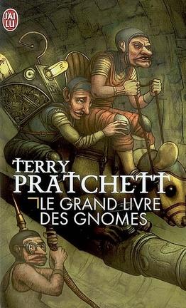 Couverture du livre : Le Grand Livre des Gnomes