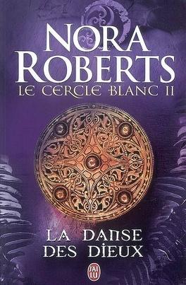 Couverture du livre : Le cercle blanc, Tome 2 : La danse des dieux