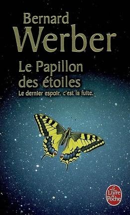 Couverture du livre : Le Papillon des étoiles