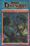 couverture Amos Daragon, tome 4 : La malédiction de Freyja