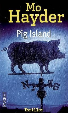 Couverture du livre : Pig Island