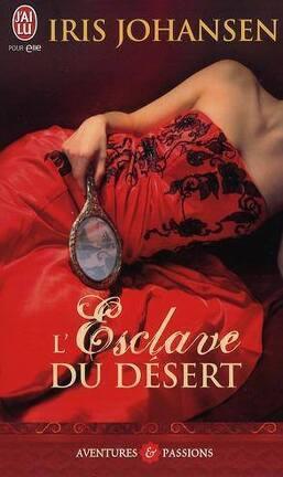 Couverture du livre : L'Esclave du désert