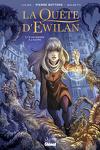 couverture La Quête d'Ewilan, Tome 1 : D'un Monde à l'Autre (BD)