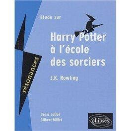 Couverture du livre : Harry Potter à l'école des sorciers, J.K. Rowling