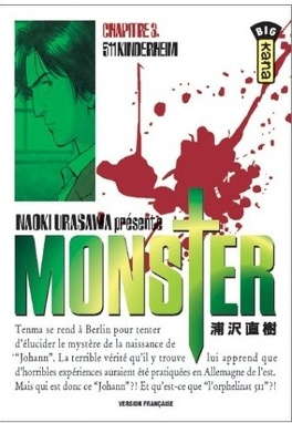 Couverture du livre : Monster, tome 3 : 511 Kinderheim