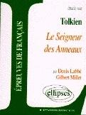 Couverture du livre : Tolkien, Le Seigneur des Anneaux