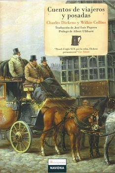 Couverture du livre : Cuentos de viajeros y posadas