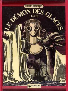 Couverture du livre : Le démon des glaces