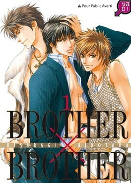 Couverture du livre : Brother X Brother, Tome 1