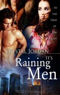 Couverture du livre : In the Heat of the Night, Tome 3 : It's Raining Men