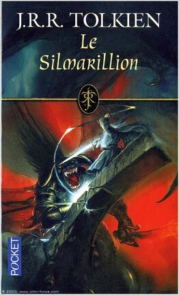 Couverture du livre : Le Silmarillion