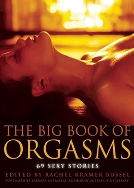 Couverture du livre : The Big Book of Orgasms : 69 Sexy Stories
