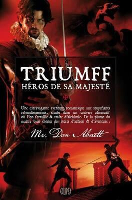 Couverture du livre : Triumff, Héros de Sa Majesté