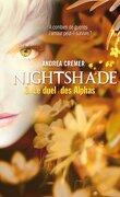 Nightshade, Tome 3 : Le Duel des Alphas