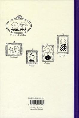 Couverture du livre : Les aventures de la famille Mellops