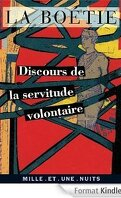 Discours de la servitude volontaire