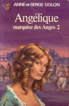 Couverture du livre : Angélique, Marquise des Anges, Tome 2