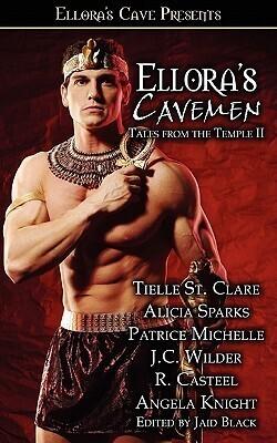Couverture du livre : Ellora's Cavemen : Tales from the Temple, Tome 2