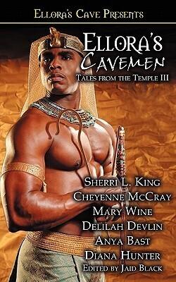 Couverture du livre : Ellora's Cavemen : Tales from the Temple, Tome 3