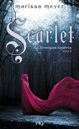 Couverture du livre : Les Chroniques lunaires, Tome 2 : Scarlet