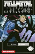 Fullmetal Alchemist, tome 18