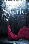 couverture Les Chroniques lunaires, Tome 2 : Scarlet