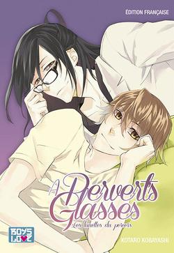 Couverture de A pervert glasses : Les lunettes du pervers