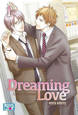 Couverture du livre : Dreaming love : Rêves d'amour, Tome 1