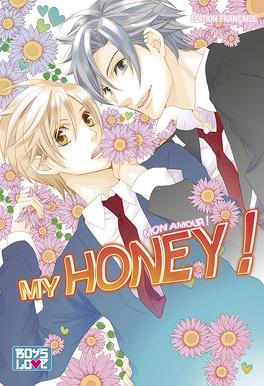 Couverture du livre : My Honey