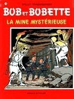 Couverture du livre : La mine mystérieuse