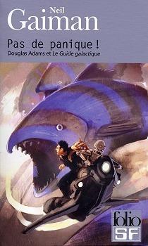 Couverture du livre : Pas de panique ! : Douglas Adams et Le guide galactique
