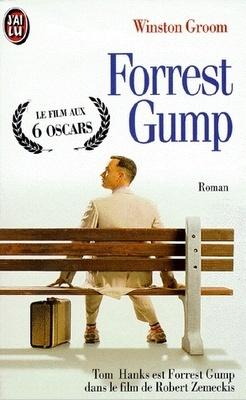 Couverture du livre : Forrest Gump